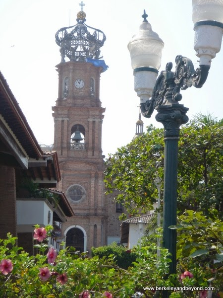 Parish of Nuestra Señora de Guadalupe church in Puerto Vallarta, Mexico