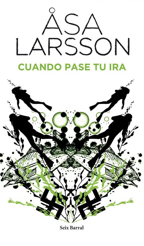 Cuando pase tu ira  - Åsa Larsson [Multiformato | Español | 5.49 MB]