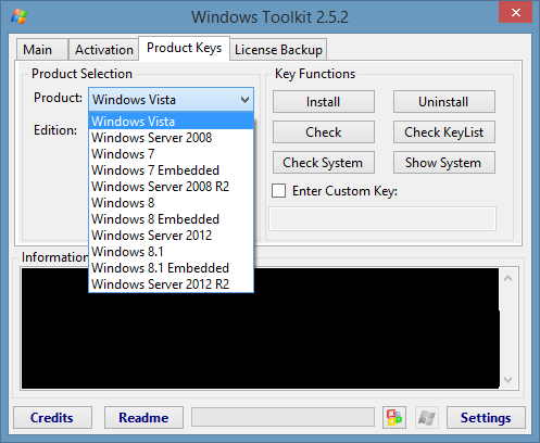how to activate windows 8 with microsoft toolkit
