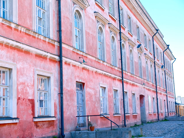 Suomenlinna, Sveaborg