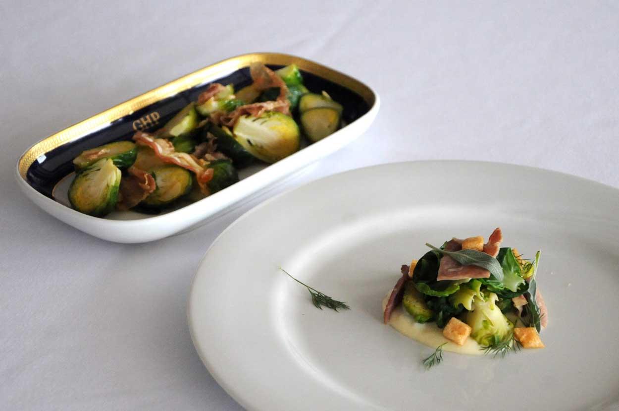 Cocinar sin secretos coles de bruselas - Cocinar coles de bruselas ...