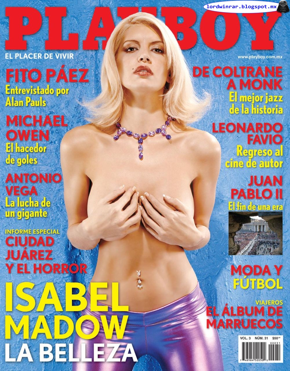 Isabel Madow Nude Pics Cheap isabel madow - playboy mexico 2005 mayo (18 fotos hq) | blog de