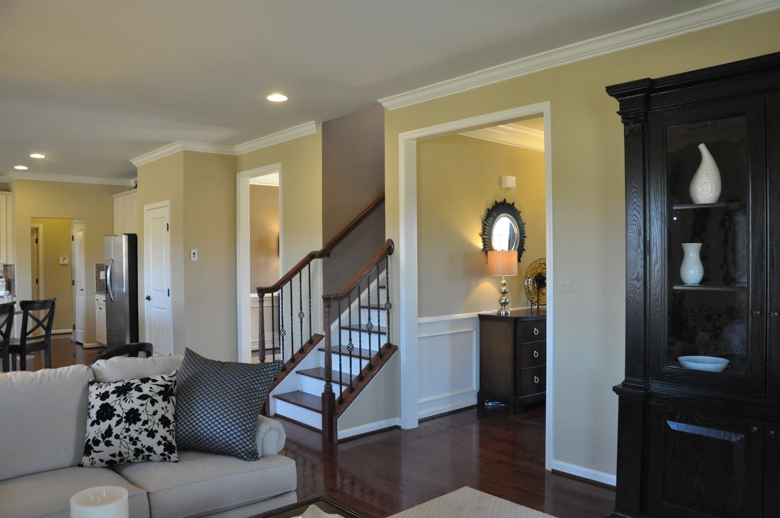 Building a ryan homes ravenna model pics - Home decorating blog plan ...