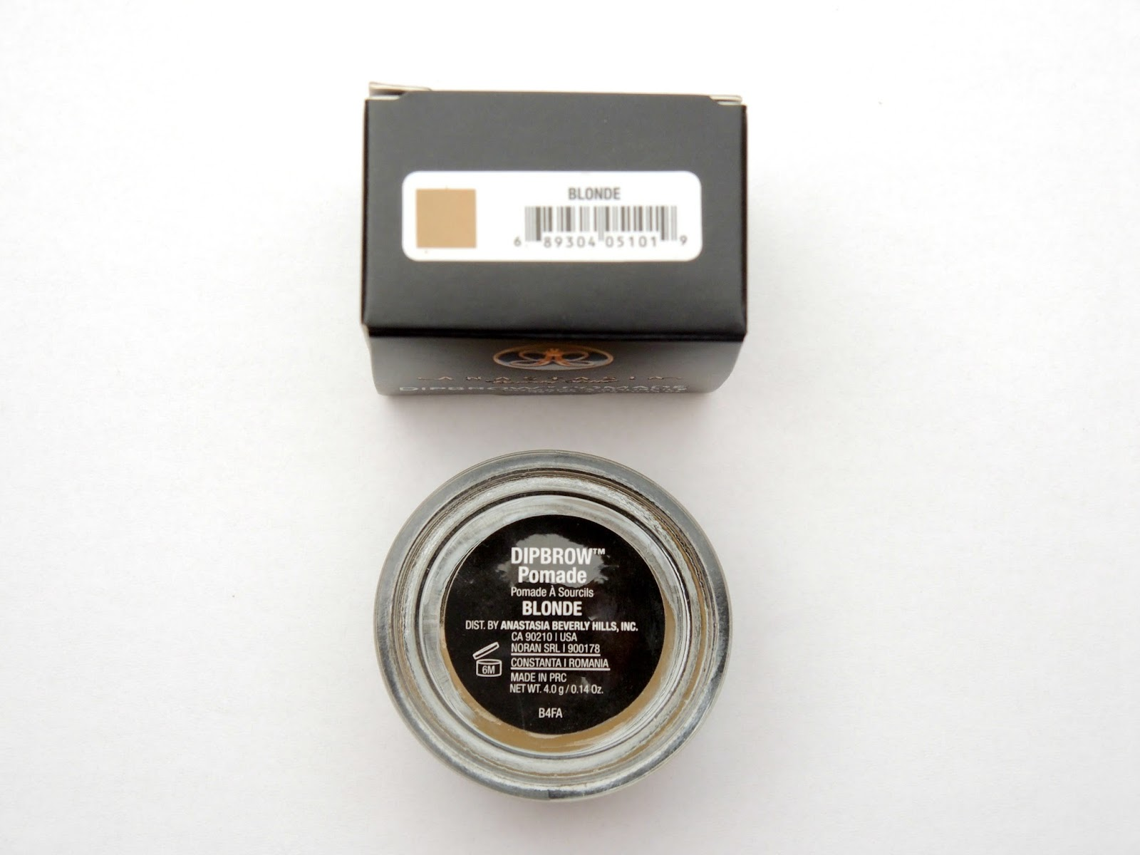 Anastasia Beverly Hills Dipbrow Pomade Blonde Review