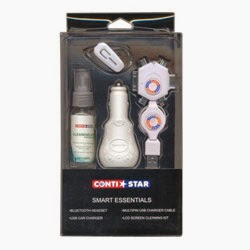 Croma: Buy Contistar Smart Phone Essential Kit (White) at Rs.1049