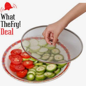 Pepperfry : Elephant Stainless Steel SS Food Cover Rs.105