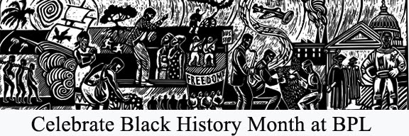Black History Month graphic