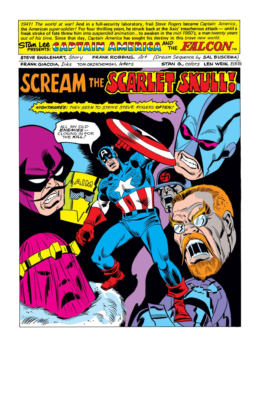 Captain America (1968) Issue #185 #99 - English 2