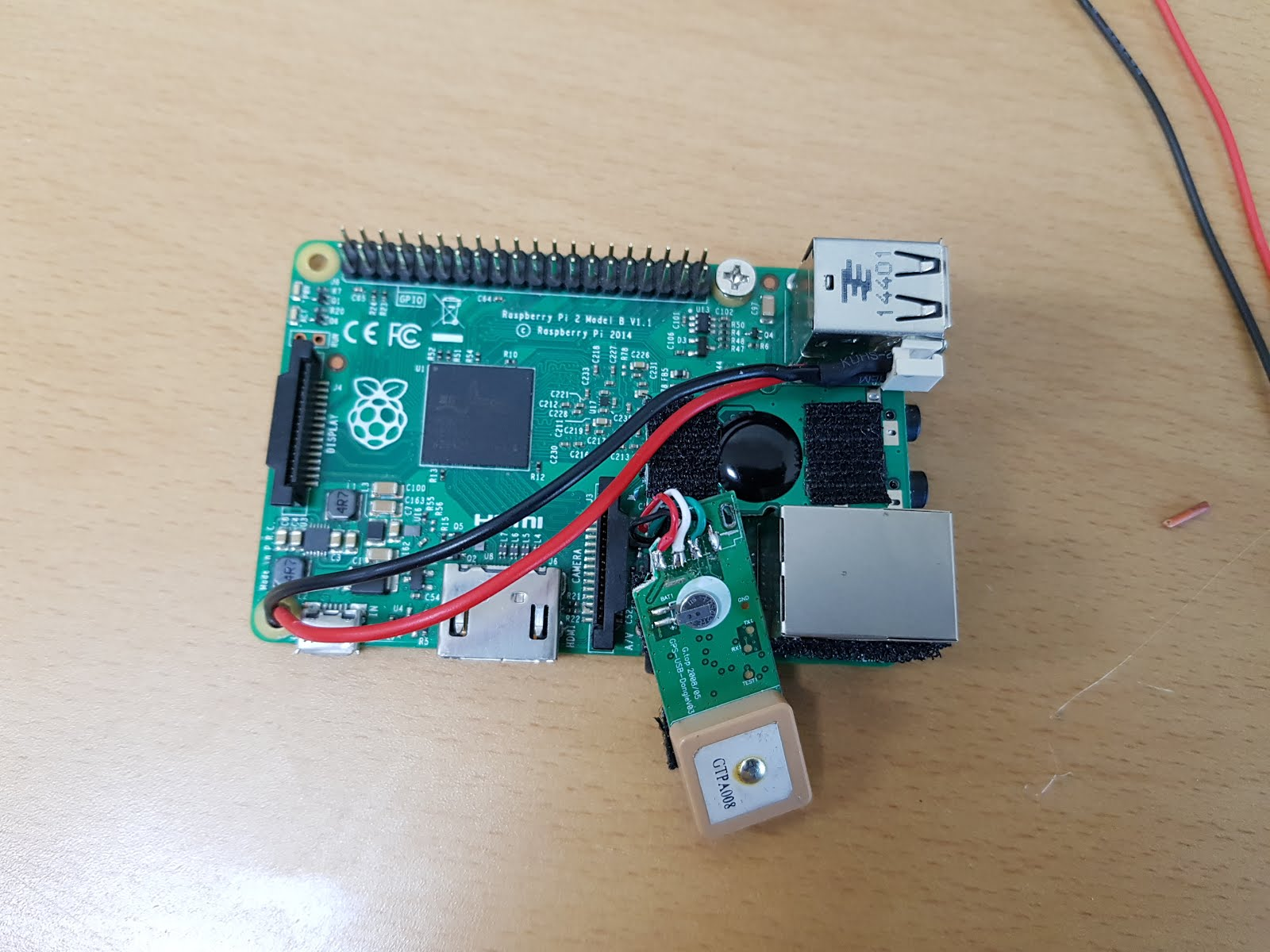 Raspberry Pi Mod for Wsjtx-Portable