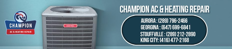 Furnace Repair Aurora | Champion AC & Heating Repair (289) 796-2466