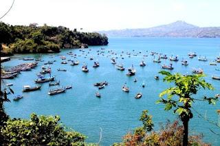 wisata pantai tulungagung, rute wisata, tarif, wisata jawa timur