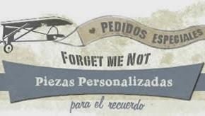PIEZAS PERSONALIZADAS