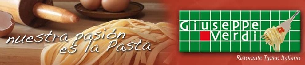 GiuseppeVerdi.....la mejor pasta de Colombia