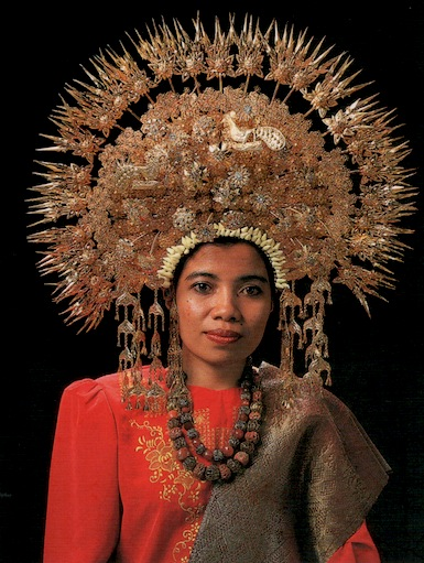 Indonesian Headdresses