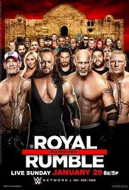 Watch WWE Royal Rumble Online Free 2017 Putlocker