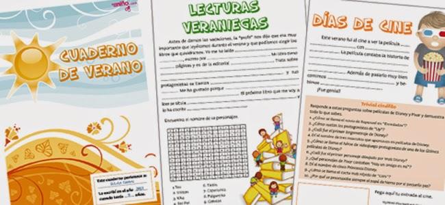 http://www.guiadelnino.com/juegos-y-fiestas/juegos-para-casa/cuaderno-de-actividades-de-verano-para-imprimir/portada2/%28galleryslide%29/0