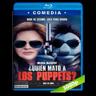 ¿Quién mató a los Puppets? (2018) BRRip 1080p Audio Latino-Ingles