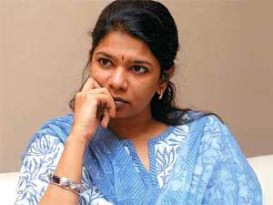 DMK-MP-Kanimozhi-2G-scam-case-Tihar-jail-rejected-bail