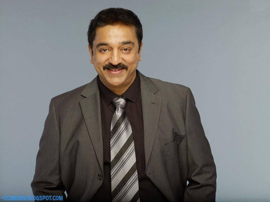Kamal Haasan shoots his villain - CineDen