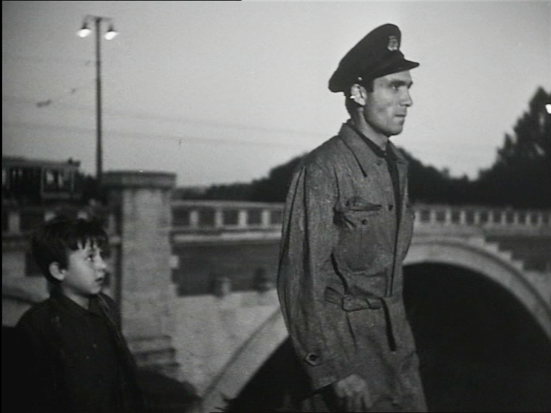 italian neorealism in rome open city bicycle thieves and the road essay Joe dante has a way of placing his movies in a world that exists just outside reality dante's worlds are like our memories of past decades where only the good.