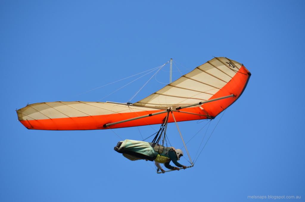 Hang gliding melbourne