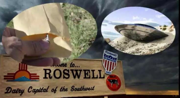 Κομμάτι μετάλλου που βρέθηκε στο Rosewell θα μπορούσε να αποτελεί ένδειξη της συντριβής του UFO το 1947