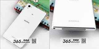 Details Xperia Z1, Snapdragon 800, 20.7Mpx Exmor RS, Bionz, Waterproof IP58
