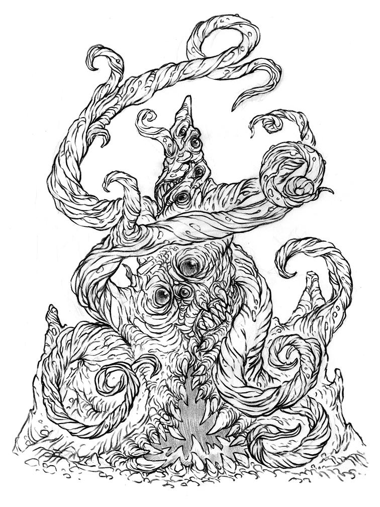 Image result for roper drawing d&d