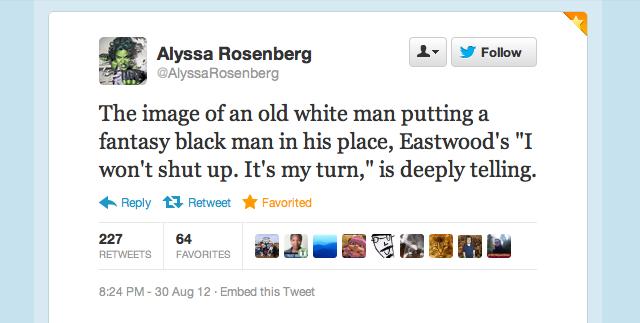 Alyssa Rosenberg