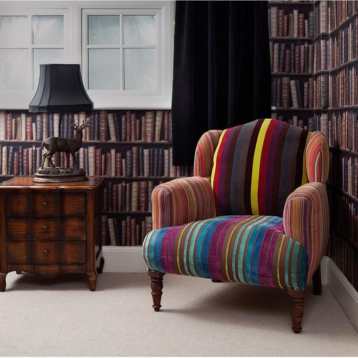 Rustik chateaux 2 ideas para tapizar tu sill n - Telas para tapizar un sillon ...