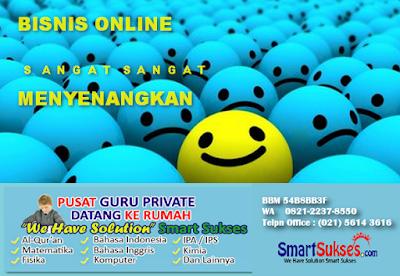 Tiga Tips Bisnis Online Menyenangkan