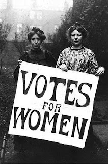 Votes for Women History Trail Makes Progress