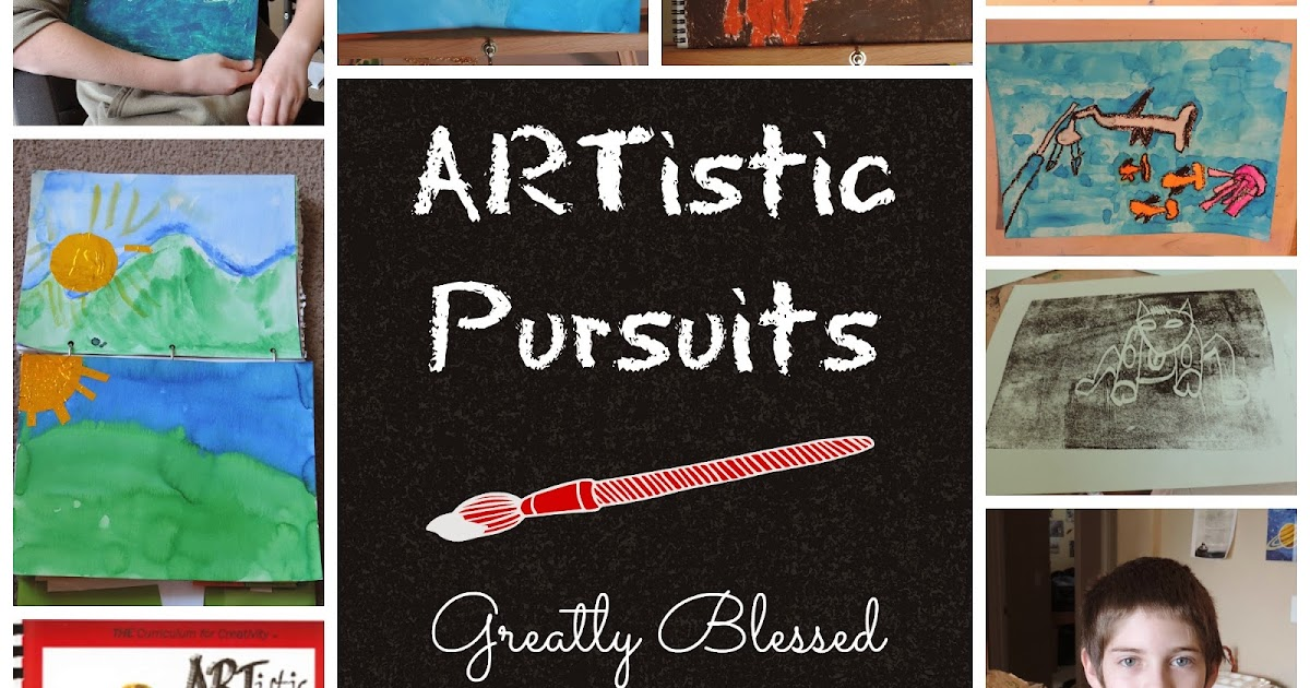 Artistic Pursuits, Elementary 4-5, Book One: The Elements of Art and Composition