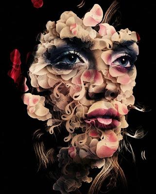 Cara retocada con photoshop