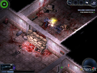 Download Game Alien Shooter 2 For PC | Murnia Games