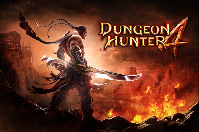 Dungeon Hunter 4 1.3 Apk Mod Full Version Data Files Download Unlimited Gold/Diamonds-iANDROID Games