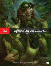 New Book!  Infected By Art Vol. 2