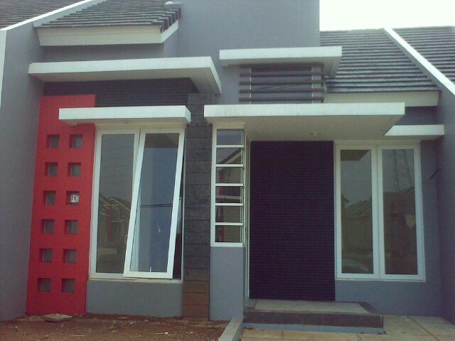 Model Rumah Minimalis: Model rumah minimalis tipe 21