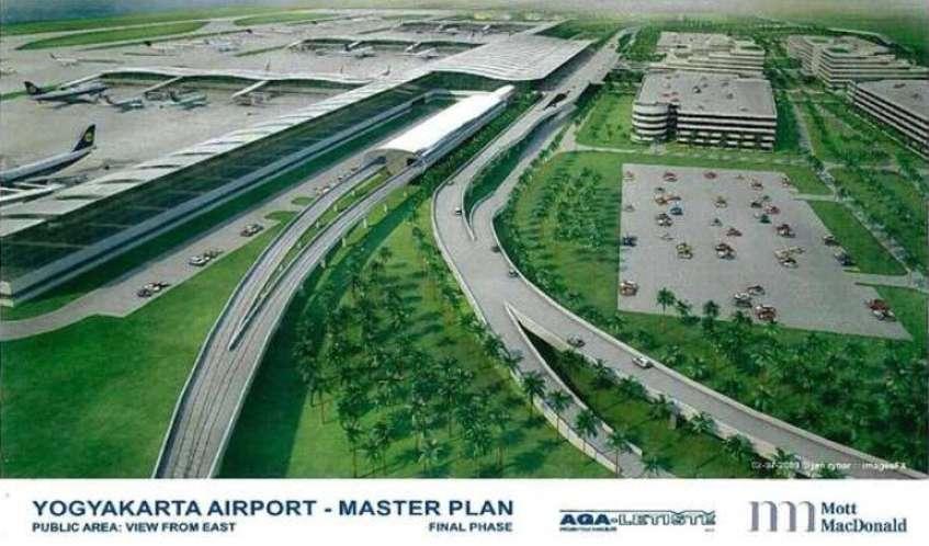 Mimpi Punya Bandara Internasional di Kulonprogo