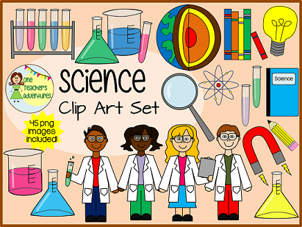 https://www.teacherspayteachers.com/Product/Science-Clip-Art-Set-45-png-images-for-commercial-or-personal-use-1986784