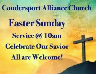 4-20 Easter Sunday Service