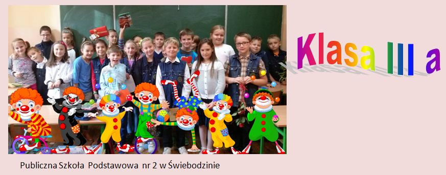 Klasa I a-rocznik 2012-2015
