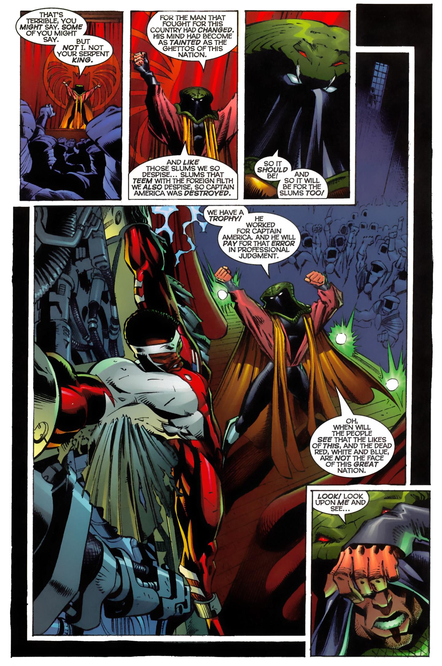 Captain America (1996) Issue #10 #10 - English 21