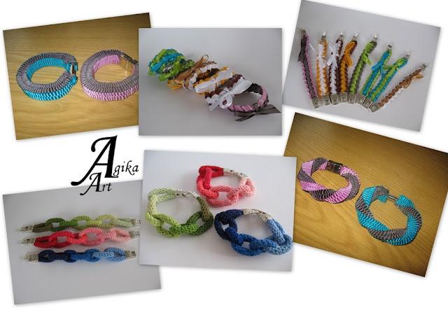 Najnowsze kolekcje biżuterii Agika Art