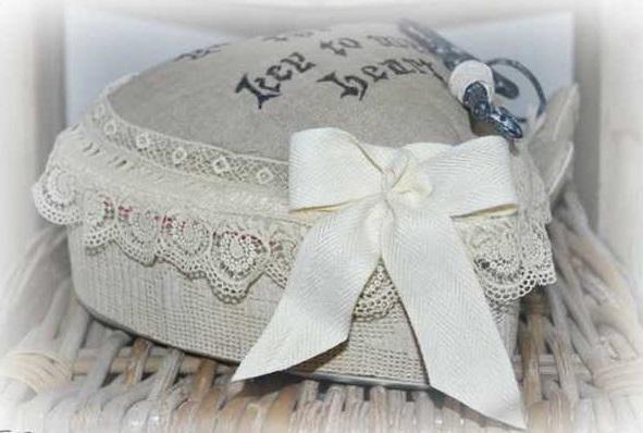 hediye kutusu el yapımı