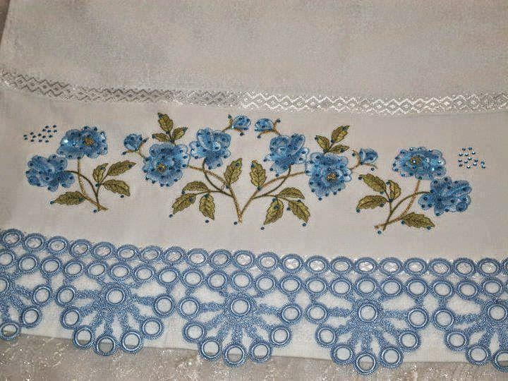 halkalı havlu kenarı danteli