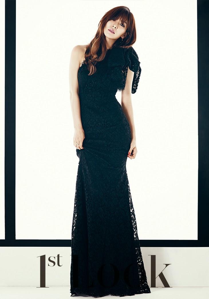 Kim So Yeon - 1st Look Magazine Vol. 64