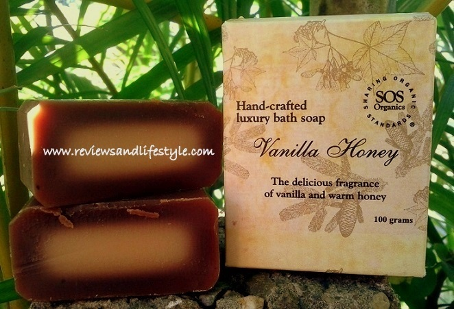 Handmade soap for dry skin winters