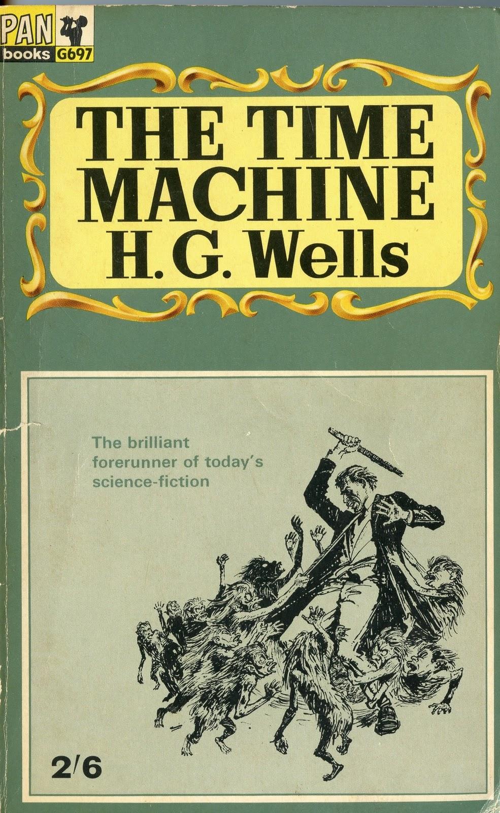 Amazon.com: The Time Machine (9780553213515): Wells, H. G ...