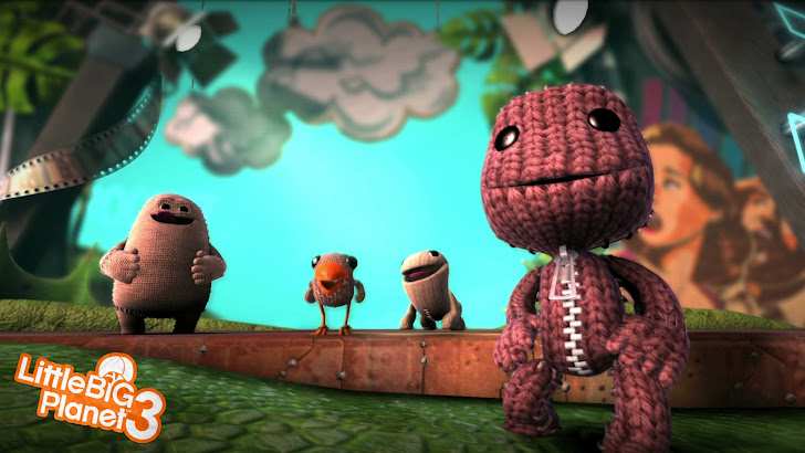 Little Big Planet 3 Game